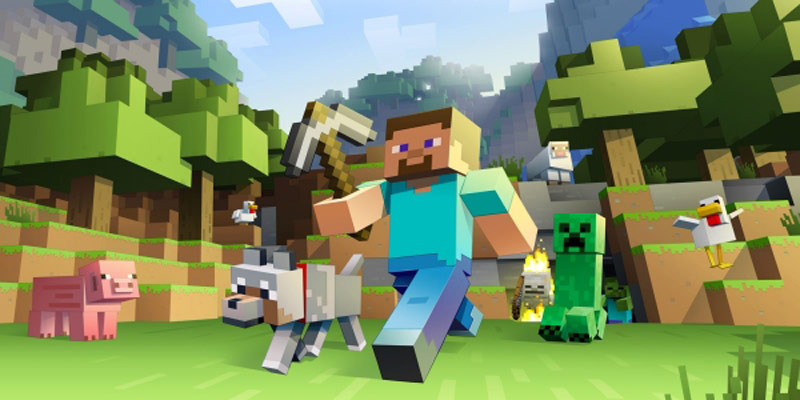 Minecraft von Windows 10 Game Edition