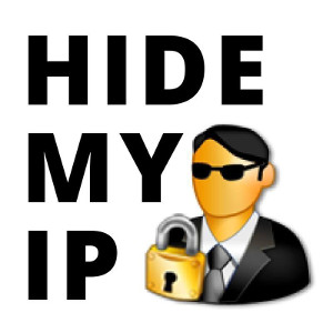 Hide My IP-Logo